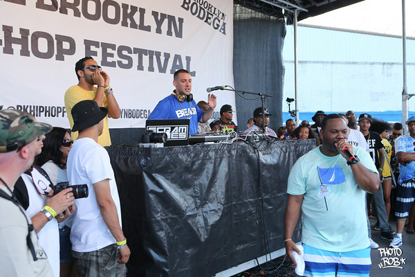 The Brooklyn Hip Hop Festival, Brooklyn NY 7/12/2014